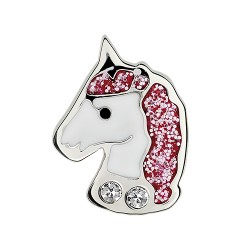 "Детские серьги Biojoux ""Rose Unicorn""  BJT701 Kids"