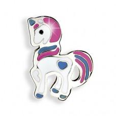 "Детские серьги Biojoux ""Baby Unicorn""  BJT703 Kids"