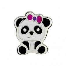 "Детские серьги Biojoux ""Baby  Panda""  BJT711 Kids"