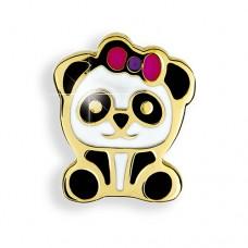 "Детские серьги Biojoux ""Baby  Panda""  BJT712 Kids"
