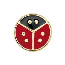 """Детские серьги Biojoux """"Baby  Ladybug""""  BJT720 Kids"""