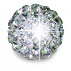 Серьги для ушей Biojoux BJT0100 Trendy Crystal Ball