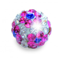 Серьги для ушей Biojoux BJT6164 Trendy Flower Ball