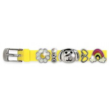 Браслет Biojoux BJB003 Charms Bracelet MIX 3 - Yellow