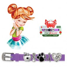 Браслет Biojoux BJB002 Charms Bracelet MIX 2 - Lilac