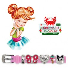 Браслет Biojoux BJB004 Charms Bracelet MIX 4 - Pink