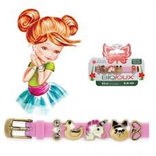 Браслет Biojoux BJB006 Charms Bracelet MIX 6 - Pink
