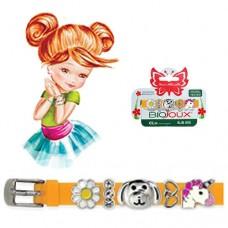 Браслет Biojoux BJB008 Charms Bracelet MIX 8 -Redhead