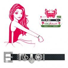 Браслет Biojoux BJB053 Braccialetto ROYAL - Black
