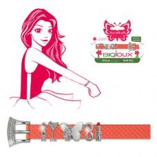 Браслет Biojoux BJB052 Braccialetto PARTY - Red