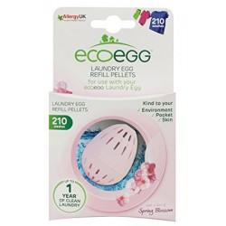 Доп. гранулы для стирки без порошка Ecoegg Spring 210 стирок