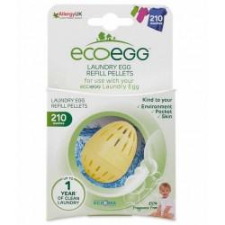 Доп. гранулы для стирки без порошка Ecoegg без запаха 210 стирок