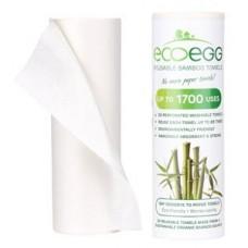 Кухонные полотенца бамбуковые EcoEgg Bamboo Towels