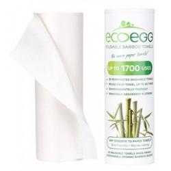 Бамбуковые полотенца Ecoegg Single roll