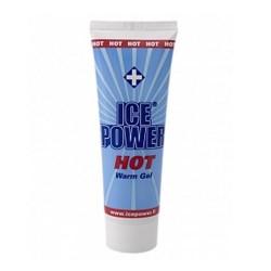 Разогревающий гель Ice Power IP064075 Hot Warm Gel в тубе 75 мл