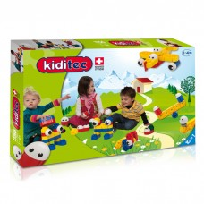 L-set Конструктор Happy Moves/Nursery (82 детали) Kiditec 1156