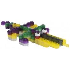 Детский конструктор Kiditec 1320 M-set Allrounder (249 деталей)