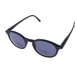 Очки для чтения MQ Perfect  MQR 0071 SUN BIFOCAL  Canarie black +3.50