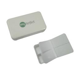 Контейнер для лекарств  на 4 отсека MQ Perfect PL004