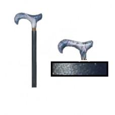 Трость MQ Perfect IB011 мужская, серый мрамор