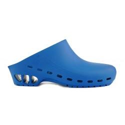Профессиональные сабо Rosato RS30 Secur Clogs Blue унисекс синие