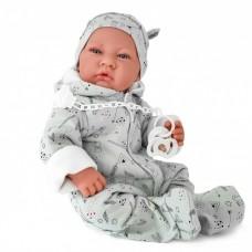 Кукла Antonio Juan Nacido Buzo Azul 3373