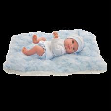 Кукла Antonio Juan Mufly Cojin 3903 Blue