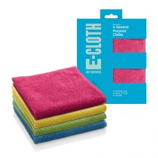 Салфетки универсальные e-cloth Four General Purpose Cloth 4 шт. 200043