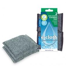 Губки неабразивные нецарапающие  e-Cloth 2Non-Scracth Scrubbing Pad 208117