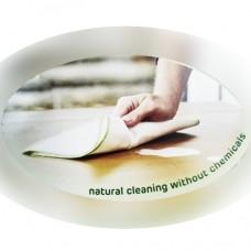 Салфетки для уборки без химии EcoEgg Wood Fibre 2 шт.