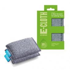 Губки неабразивные не царапающие  e-Cloth 2Non-Scracth Scrubbing Pad 208117