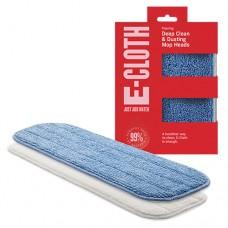 Мопы сменные для швабры e-cloth Deep Clean & Dusting Mop Head Pack 200562