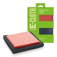 Набор салфеток для каменных поверхностей e-Cloth Granite Pack 204140