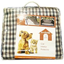 Подстилка защита в автомобиль для домашних животных e-Cloth 205970