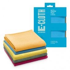Набор салфеток для уборки e-Cloth Starter Pack 5шт. 200104
