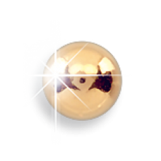 Серьги для прокола ушей EXXL Е101 Pallina