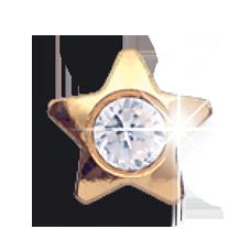 Серьги для прокола ушей EXXL Е111 Stella