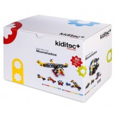 Детский конструктор Kiditec 1405 Kiditec Moonshadow Set