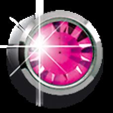 Серьги для прокола ушей EXXL Е140 Brillantino Ottobre Rosa