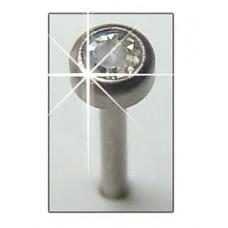 Серьги для прокола крыла носа IN 053 2 шт