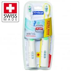 Электрическая зубная щетка Trisa Professional Sonic DUO 4664.0210