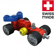 Детский конструктор Kiditec 1111 Кidi-Racer - Детская гоночная машина