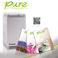Ароматизатор и очиститель  воздуха Trisa Pure 9340