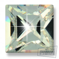 Серьги ТИТАН Biojoux BJ0150 Square Crystal 5mm