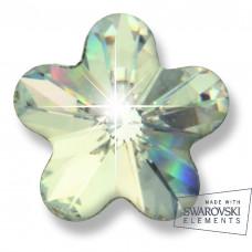 Серьги ТИТАН Biojoux BJ0560 Cristal Flower 6mm SWAROVSKI