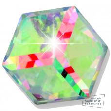 Серьги ТИТАН Biojoux BJ0661 Boreal Cube 6mm SWAROVSKI