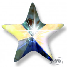 Серьги ТИТАН Biojoux BJ0951 Boreal Star 5mm SWAROVSKI