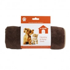 Полотенце для животных e-Cloth for Pets Cleaning and Drying Towel 205918