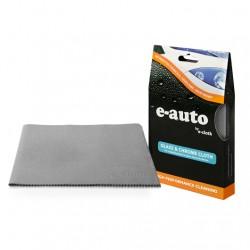 Салфетка для стекол и хрома E-Auto Glass and Chrome Cloth 204591/204584