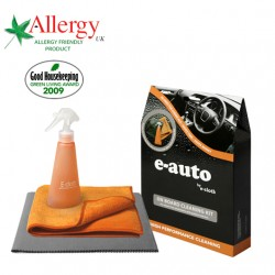 Набор для уборки авто e-Сloth On Board Cleaning Kit 204669
